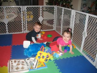 Home Tips : How to Buy  Build Child-Safe Fences  Gates